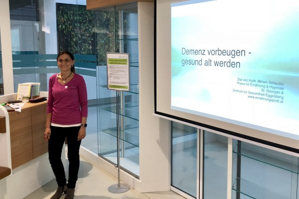 Ernährungsberaterin Miriam Schaufler