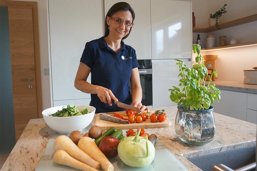 Miriam Schaufler - Ernährung in Coronazeiten